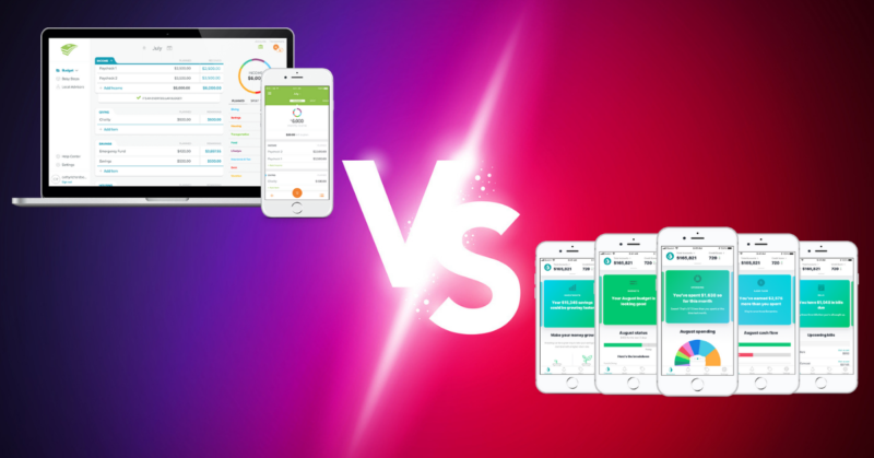 EveryDollar vs. Mint Comparison: Which Budget App is Best?