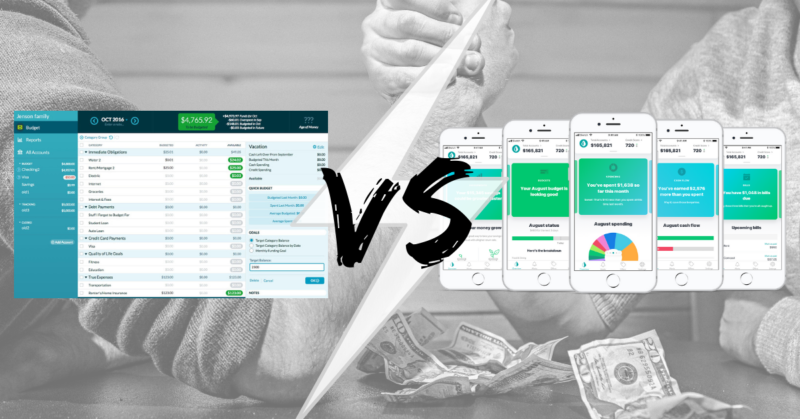 YNAB vs. Mint 2019 | Which Budgeting App is Best?