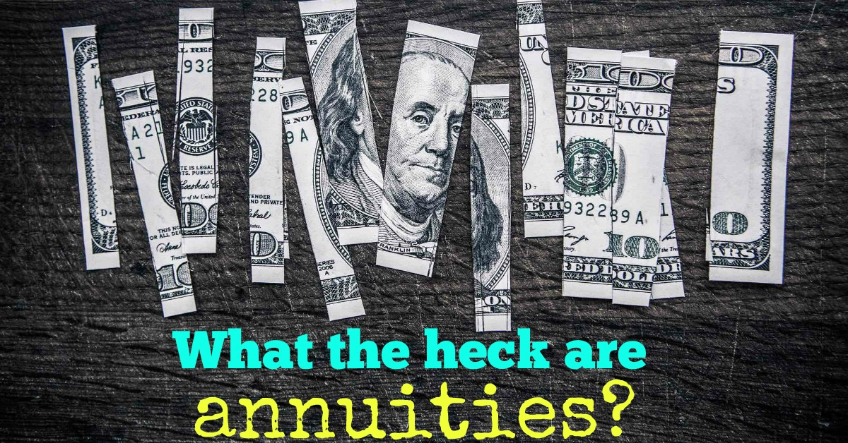 The 20-Something Guide to Annuities
