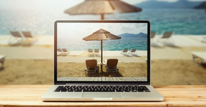 Can You Actually Create the Infamous Laptop Lifestyle?