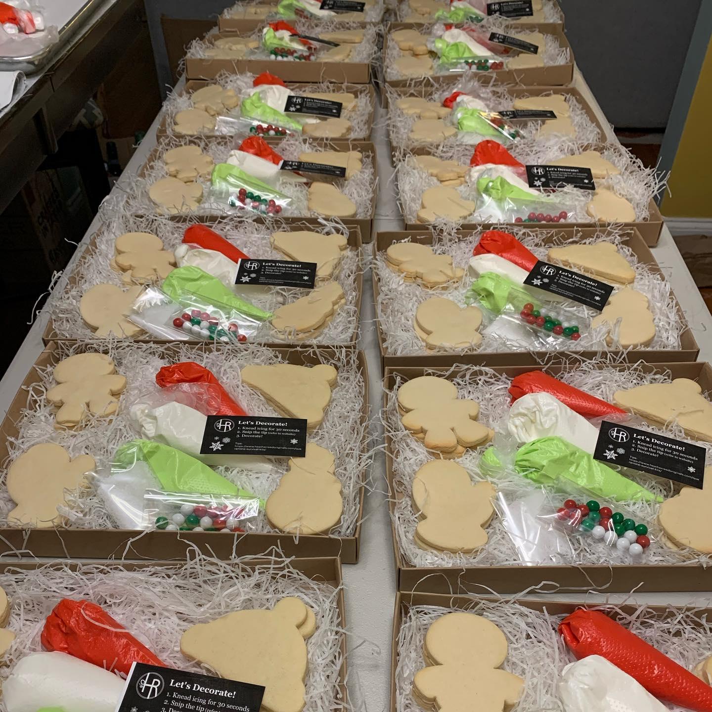 Heather Bakes Christmas Decorating Kits