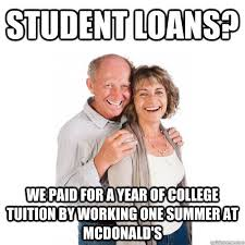 Top 15 Student Loan Memes... Just Because