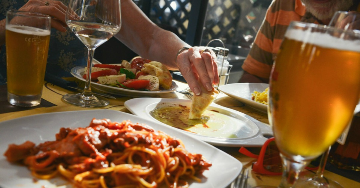 How Much Do Millennials Spend Yearly on Eating Out?