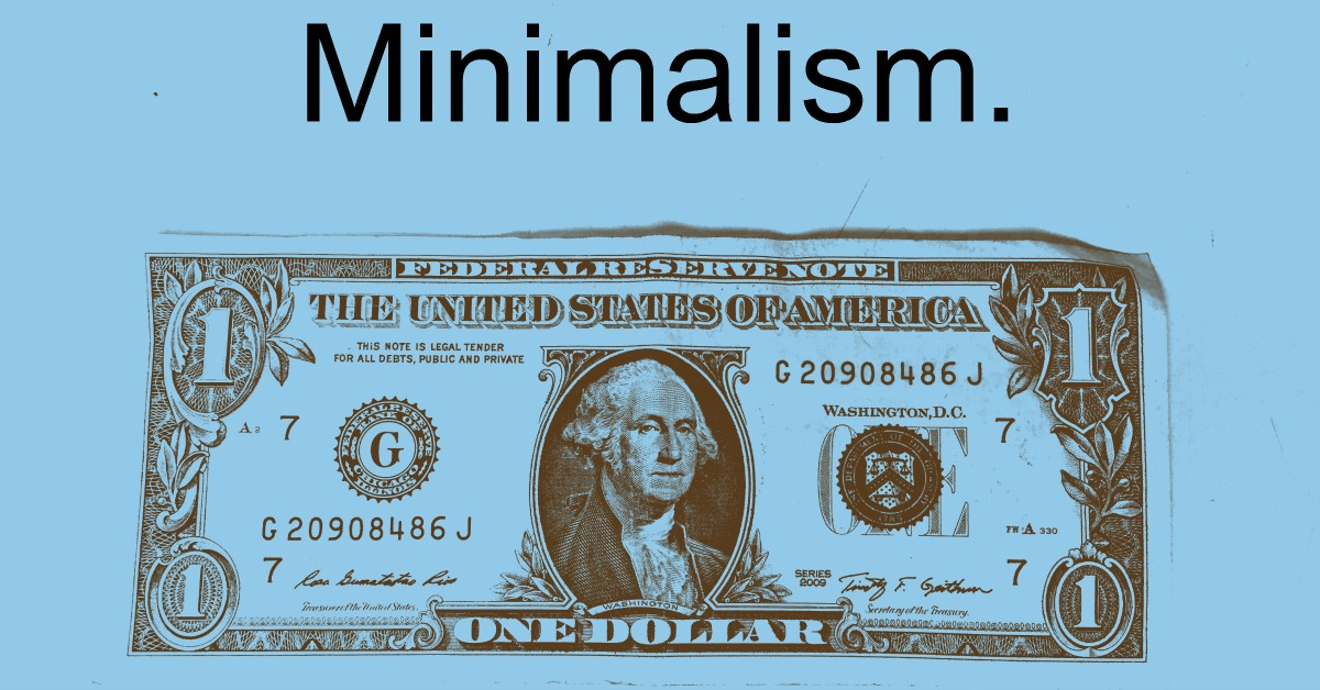 How Minimalism Has Changed My Spending Habits