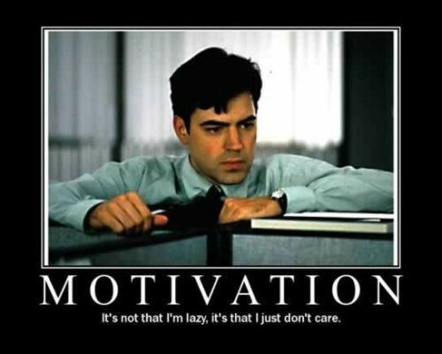 office lazy