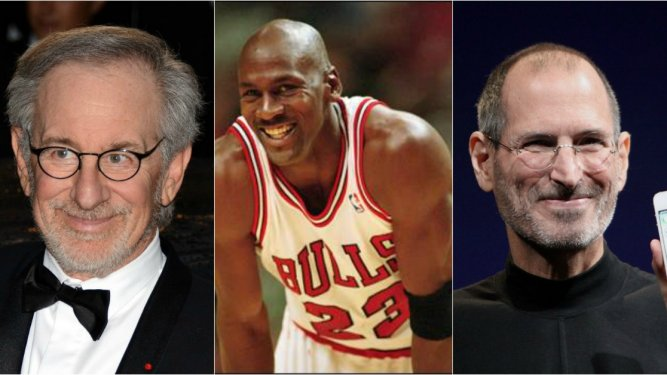Successful people that failed before they made it